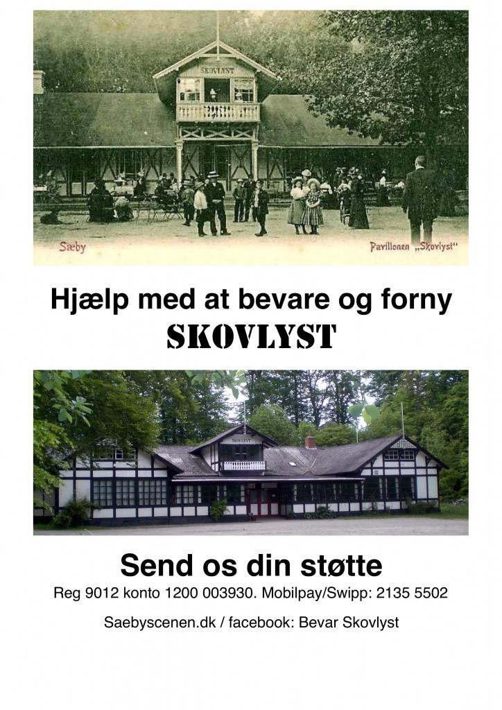 Plakat Skovlyst